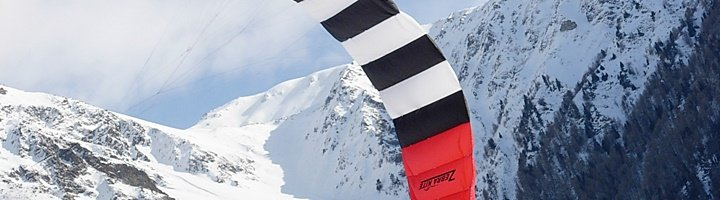 Snowkite Angebote by Cross Wind.ch