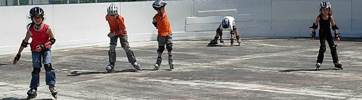 Kids on Skate by Cross-Wind.ch