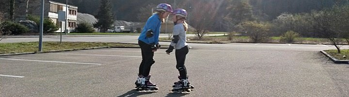 Rollerblade Safety by Cross-Wind.ch