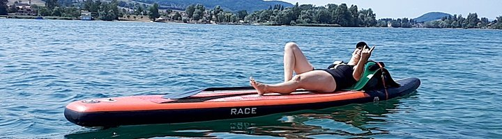Race SUP Seat Relax by Cross-Wind.ch