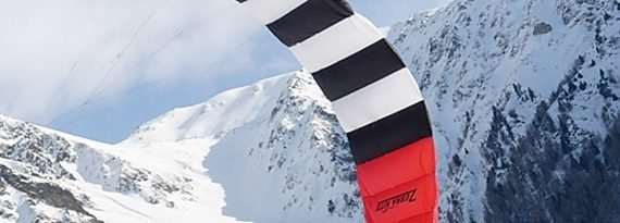 Snowkite Miet Angebote by Cross-Wind.ch