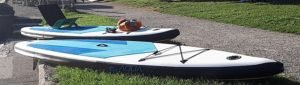 SUP Touren Board mieten by Cross-Wind.ch